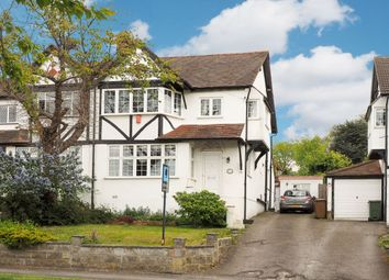 Thumbnail 3 bed semi-detached house for sale in Central Way, Carshalton