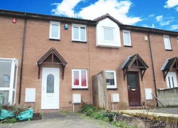 Thumbnail 2 bed terraced house for sale in Kirkstall Close, Plymouth