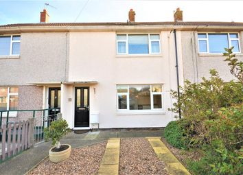 Thumbnail 2 bed terraced house for sale in Medlock Avenue, Fleetwood, Lancashire