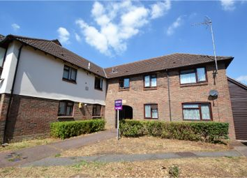 Thumbnail 2 bed flat for sale in Mellor Close, Ingatestone