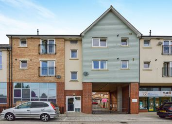 Thumbnail 2 bed flat for sale in Cushing Drive, Oxley Park, Milton Keynes