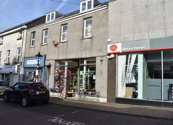 Thumbnail Retail premises for sale in Charles Street, Milford Haven, Pembrokeshire