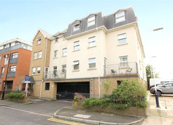 Thumbnail 2 bed flat to rent in Fox Court, Fox Lane North, Chertsey, Surrey