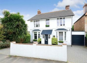 Thumbnail 4 bed detached house for sale in Bedhampton Hill, Bedhampton, Havant