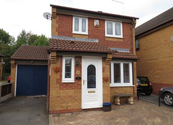 Thumbnail 3 bed detached house for sale in Huntingdon Close, Tamworth