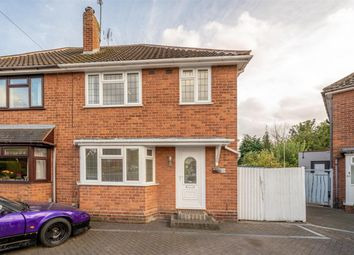 Thumbnail 3 bed semi-detached house for sale in Summerfield Avenue, Wall Heath