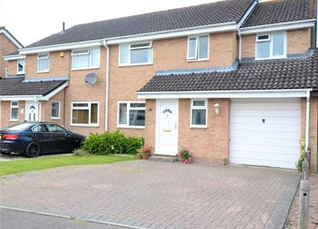 Thumbnail 4 bed semi-detached house for sale in Saddlers Road, Quedgeley, Gloucester