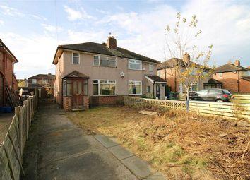 Thumbnail 3 bed semi-detached house for sale in Grange Drive, Penketh, Warrington