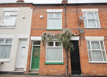 Thumbnail 2 bed terraced house for sale in Warwick Street, West End, Leicester