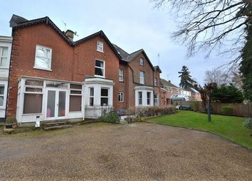 Thumbnail 1 bed flat to rent in Reading Road South, Church Crookham, Fleet