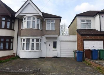 Thumbnail 3 bed semi-detached house for sale in Elmsleigh Avenue, Harrow, Middlesex
