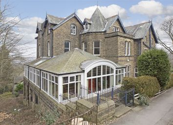 Thumbnail 3 bed flat for sale in Apartment 1, Heath Mount Hall, Crossbeck Road, Ilkley, West Yorkshire