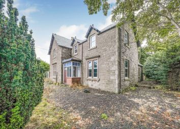 Thumbnail 4 bed farmhouse for sale in Lundie, Dundee