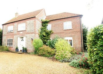 Thumbnail 4 bedroom detached house to rent in St. Ethelberts Close, Burnham Market, King's Lynn