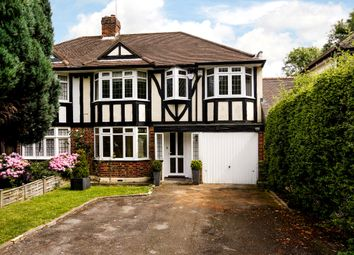 Thumbnail 4 bed semi-detached house to rent in Westcoombe Avenue, London
