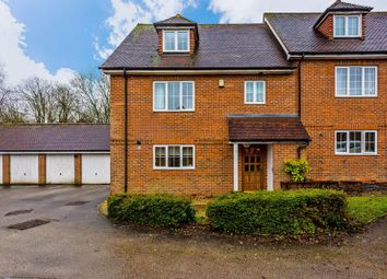Thumbnail 4 bed semi-detached house for sale in Aris Way, Buckingham