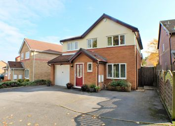 Thumbnail 4 bed detached house for sale in Llys Baldwin, Gowerton