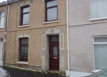 Thumbnail Terraced house for sale in James Street, Llanelli