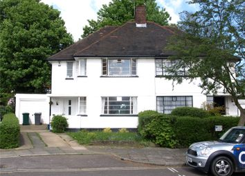 Thumbnail 3 bed detached house to rent in Howard Walk, East Finchley