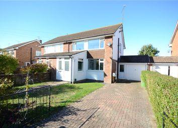 3 bed semi-detached house for sale in Fairmead Close, College Town, Sandhurst GU47