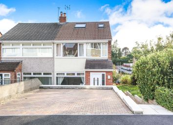 Thumbnail 3 bed semi-detached house for sale in Ashley, Kingswood, Bristol