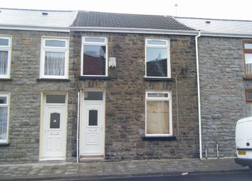 Thumbnail 3 bed terraced house for sale in Abertonllwyd Street, Treherbert, Rhondda Cynon Taff.