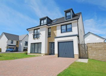Thumbnail 5 bed property for sale in 47 Kings Park, Ayr