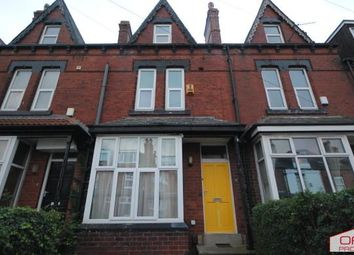Thumbnail 5 bed terraced house to rent in Grimthorpe Street, Leeds