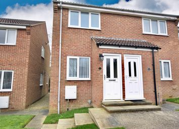 Thumbnail 1 bed flat for sale in Caburn Close, Scarborough