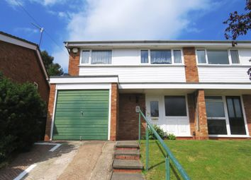 Thumbnail 3 bed semi-detached house for sale in Chatsworth Road, Halesowen