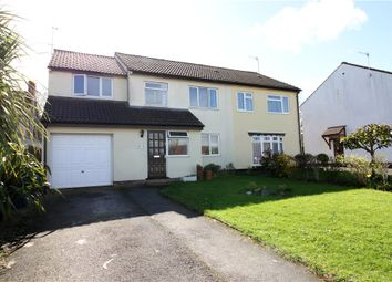 Thumbnail 4 bedroom semi-detached house for sale in Nailsea, North Somerset
