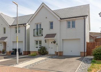 Thumbnail 4 bed detached house for sale in Greystones, Willesborough, Ashford