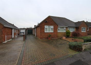 Thumbnail 2 bed semi-detached bungalow for sale in Gadby Road, Sittingbourne
