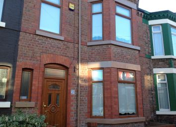 Thumbnail 3 bed property to rent in Chatsworth Avenue, Walton, Liverpool