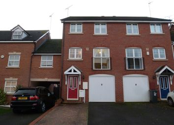 Thumbnail 3 bed property to rent in Narrow Hall Meadow, Chase Meadow Square, Warwick