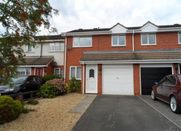 Thumbnail 3 bed town house to rent in Palmwood Close, Gonerby Hill Foot, Grantham