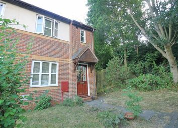 Thumbnail 2 bed end terrace house to rent in Egerton Gate, Shenley Brook End, Milton Keynes