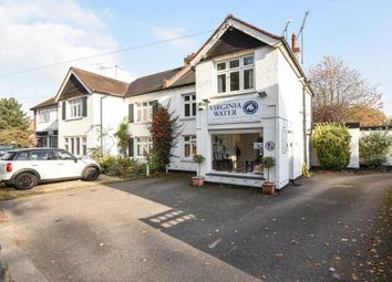 Thumbnail Flat to rent in Stroude Road, Virginia Water