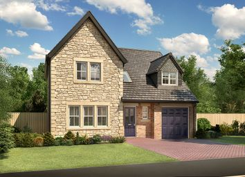 "Thumbnail 4 bed detached house for sale in ""Warwick"" at Houghton Road, Houghton, Carlisle"