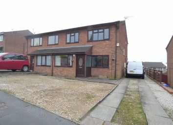 Thumbnail 2 bed flat for sale in Amison Street, Meir Hay, Stoke-On-Trent