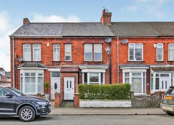 Thumbnail 2 bed terraced house for sale in Glebe Road, Darlington, Co Durham