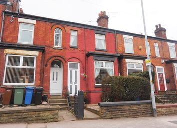 Thumbnail 3 bedroom terraced house for sale in Hall Street, Stockport