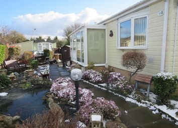 Thumbnail 1 bedroom mobile/park home for sale in Werrington Grove, Werrington, Peterborough