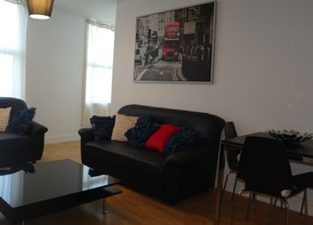 Thumbnail 1 bed flat to rent in Grove Crescent Road, Stratford