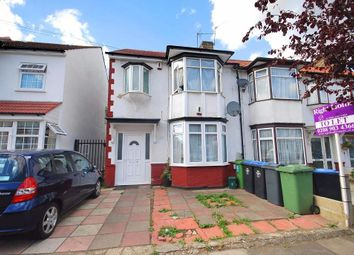 Thumbnail 2 bed flat to rent in Dorothy Avenue, Wembley, Middlesex