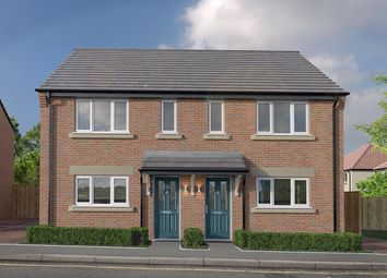 Thumbnail 3 bed semi-detached house for sale in The Derwent, Thornfield Mews, Chesterfield