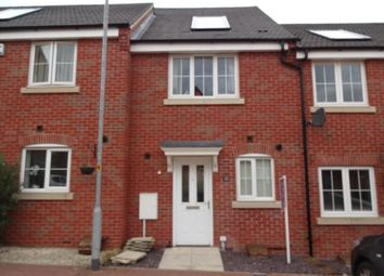 Thumbnail 2 bed terraced house to rent in Tweed Crescent, Rushden
