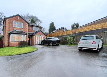 4 bed detached house for sale in Butterstile Close, Prestwich, Manchester M25