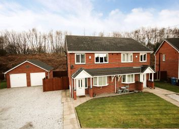 Thumbnail 3 bedroom semi-detached house for sale in Fir Street, Cadishead, Manchester