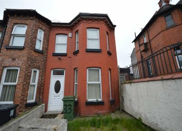 Thumbnail 3 bed semi-detached house to rent in Mount Grove, Tranmere, Birkenhead